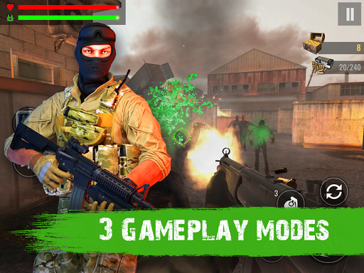 Game Zombie Shooter Hell 4 Survival Hack