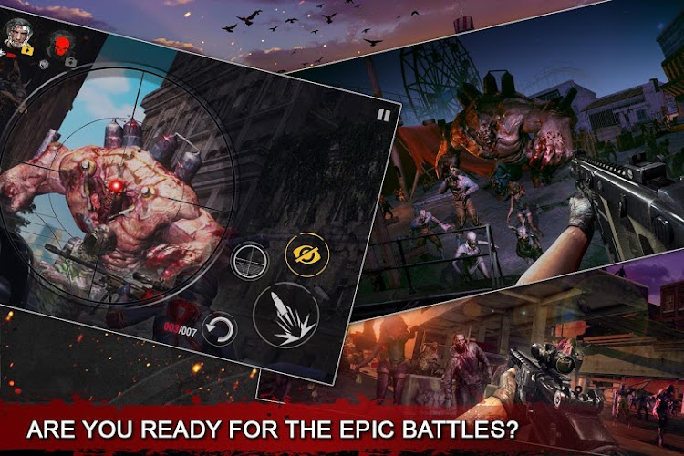 DEAD WARFARE: Zombie Screenshot 03