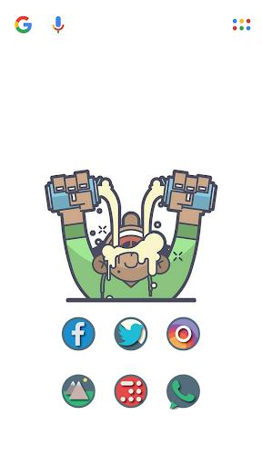 Pixel icon pack ( Farrago )
