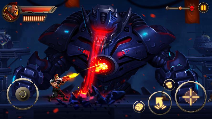 Metal Squad Screenshot 03