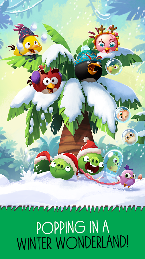 Angry Birds POP Bubble Shooter 2.31.0 Apk Terbaru