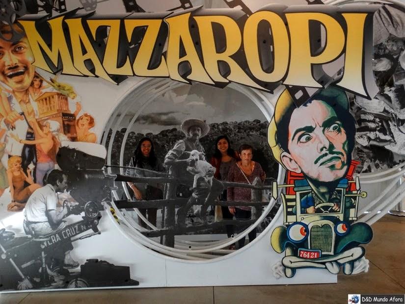 Roteiro: 3 dias no Vale do Paraíba - Museu do Mazzaropi