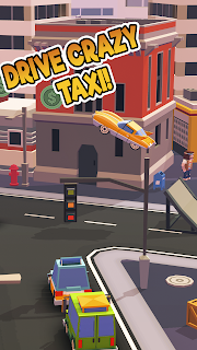 Taxi Run – Crazy Driver MOD