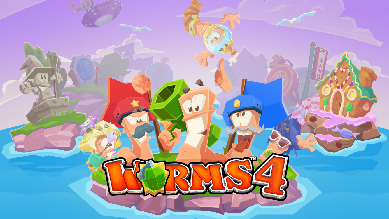 Free Download Worm 4, Gratis Android Game