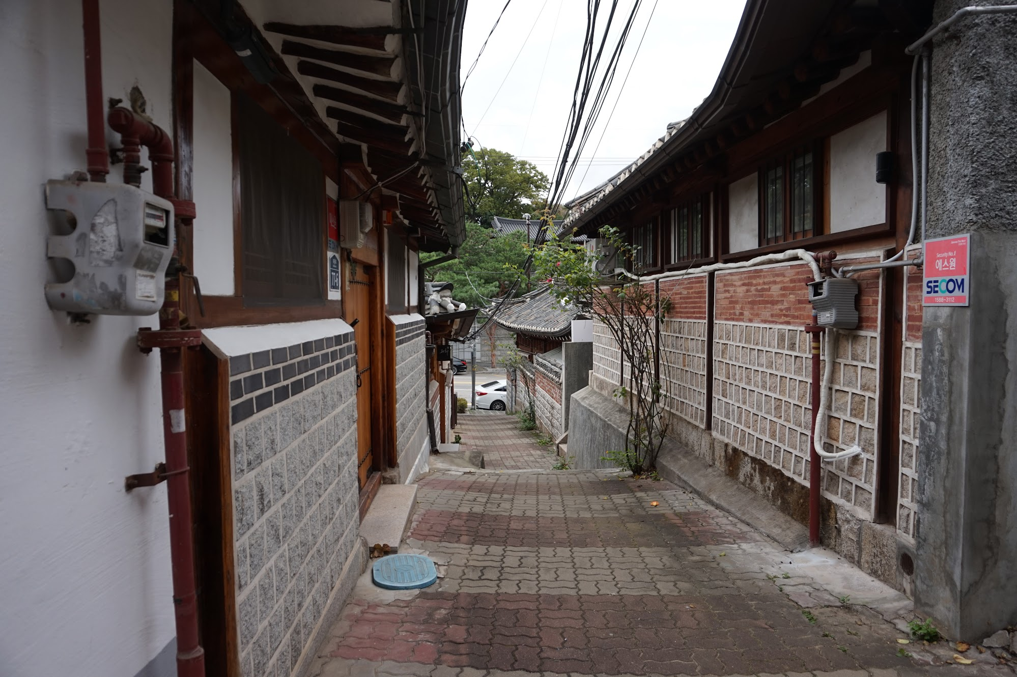 Seoul Bukchon Hanok Village Insadong South Korea travel trip solo female
