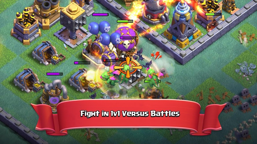 Clash of Clans Screenshot 03
