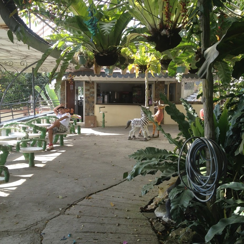 Mountain View Nature Park in Cebu City Philippines
