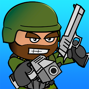 Mini Militia Doodle Army 2 V4.3.5 MOD APK Pro Pack For Android
