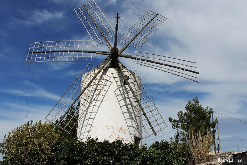 Molino de Puig d'en Valls