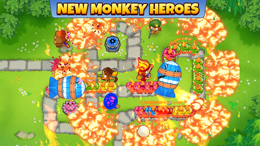 Bloons TD 6 Hack Cho Android