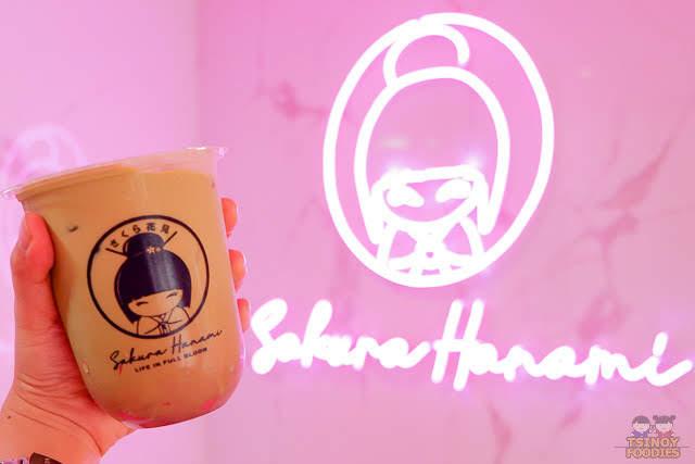 matcha creme milk tea