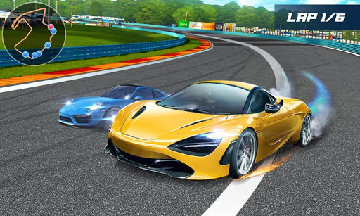 Drift Car City Traffic Racing Hack Full Tiền Vàng Cho Android