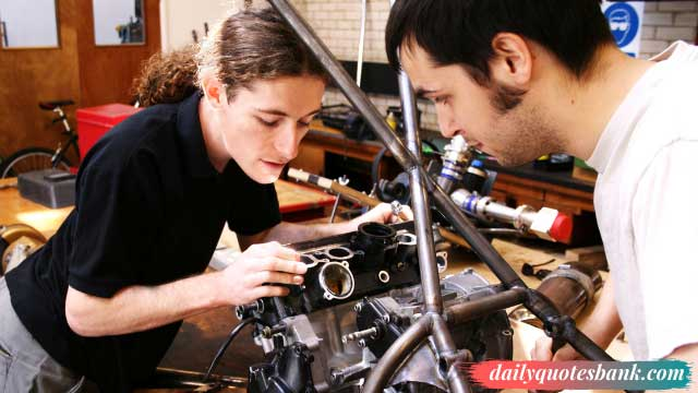 Inspirational Quotes About Mechanical Engineering