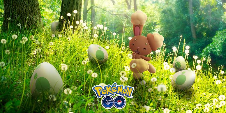 Pokémon GO Evento de Primavera 2021