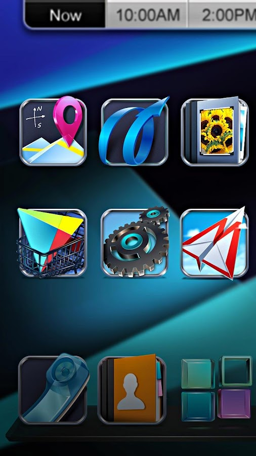 Next Launcher 3D v3.02 APK Personalization Apps Free Download