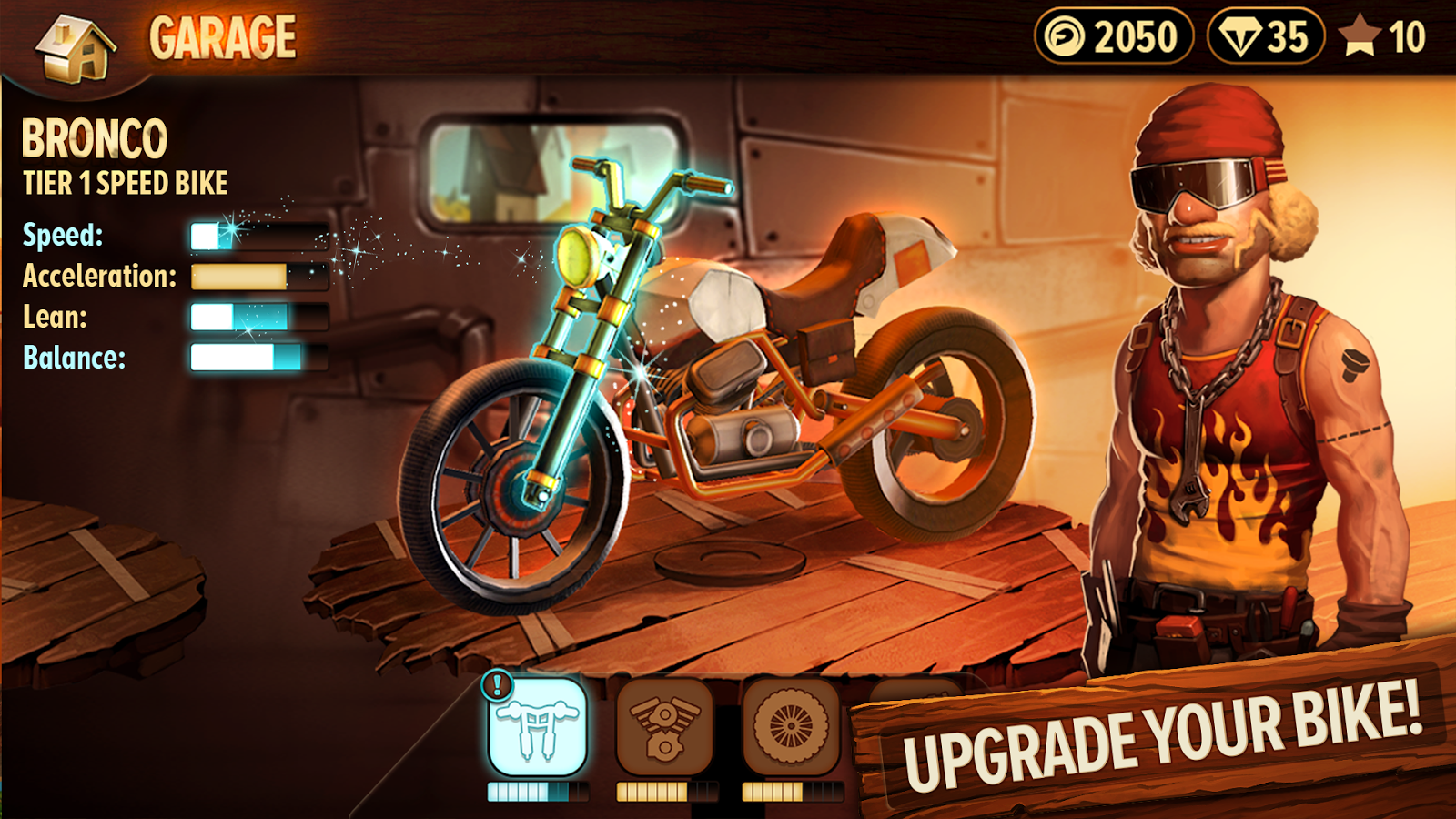 Free Download Trials Frontier, Gratis Android Game