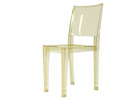[3Dsmax] 3D model free - La Marie Chair