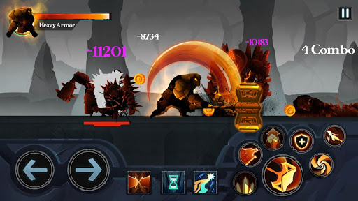 Game Battle of Legend Mod Full