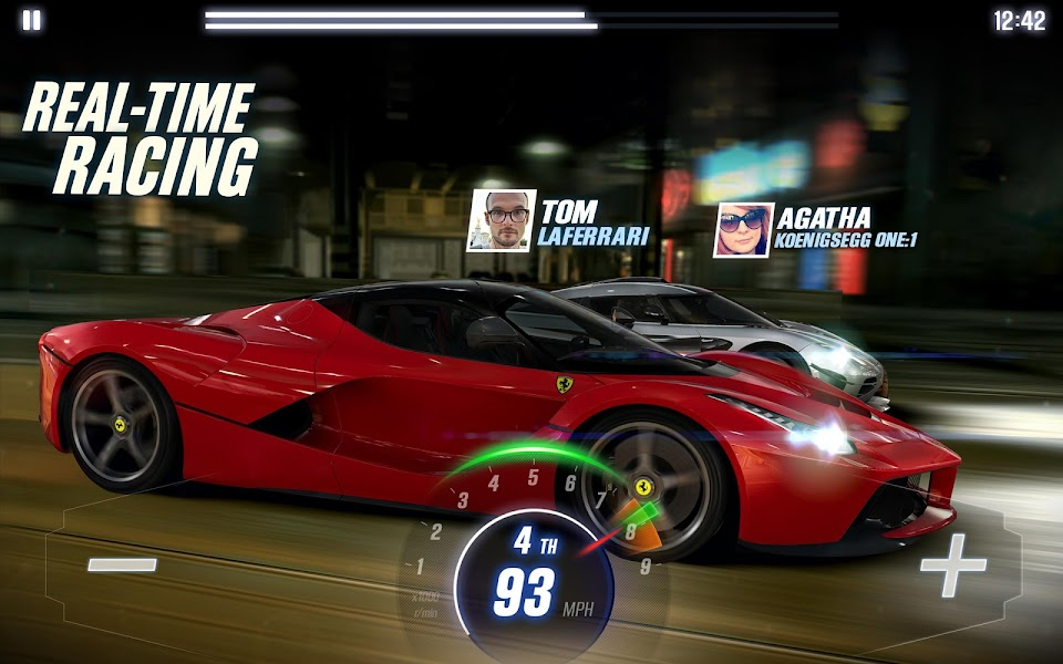 csr racing 2 mod apk download error