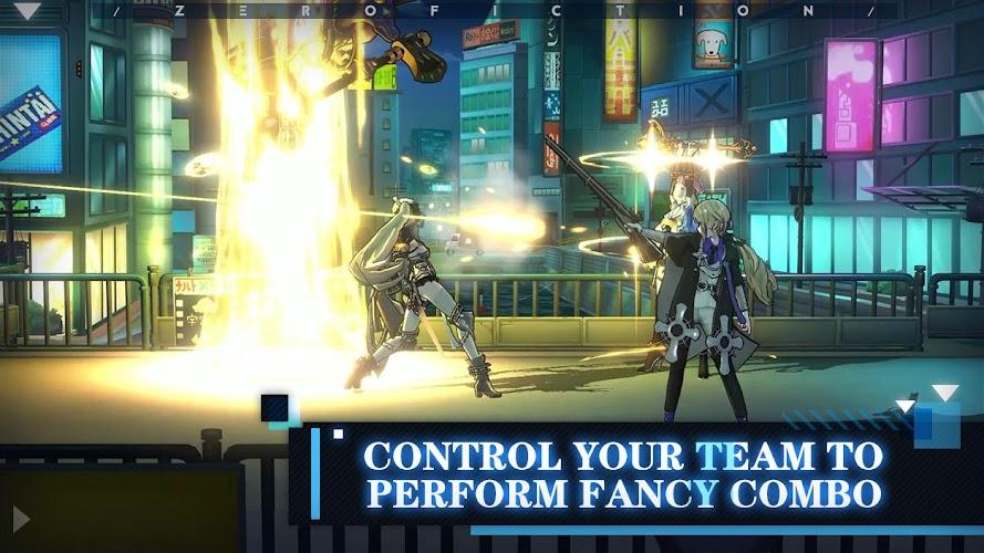 Zero Fiction Screenshot 02