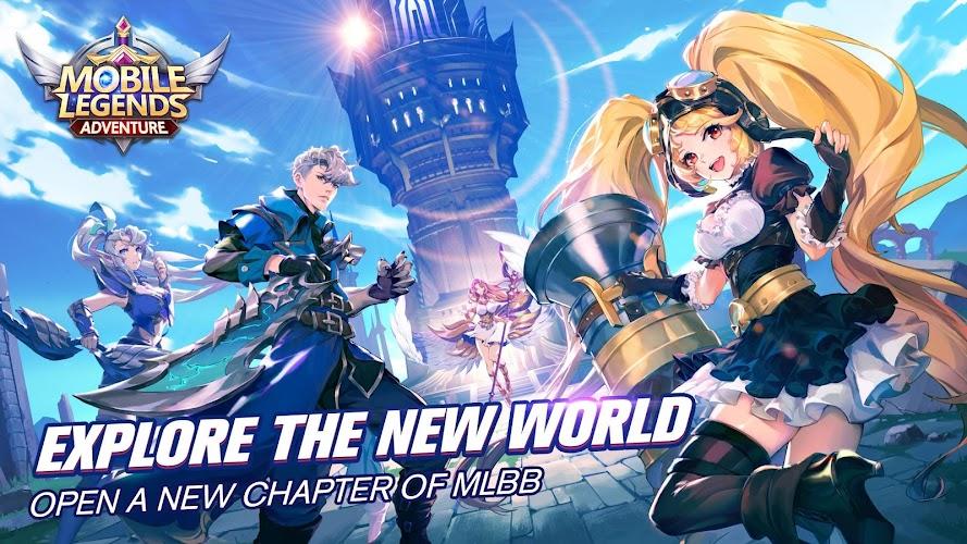 Mobile Legends: Adventure Screenshot 01