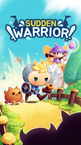 Sudden Warrior Plus Screenshot 01