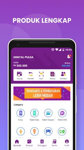 Cara Bisnis Jualan Pulsa Bersama DigitalPulsa.top Murah | CV Digital Payment Online