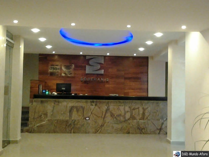 Onde ficar em Cancun, México - Hotel Soberanis