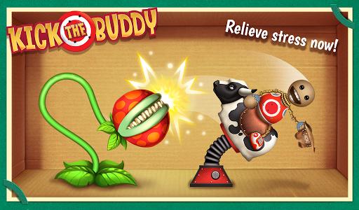 Kick the Buddy Hack Full Tiền Vàng Cho Android