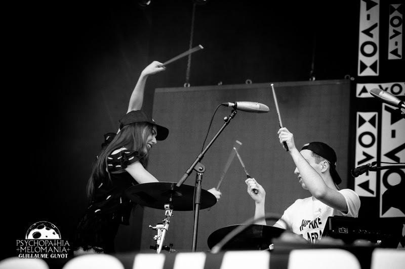 A-Vox @Main Square Festival 2016, Arras 03/07/2016