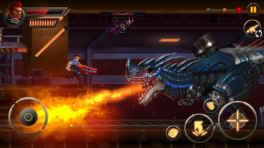Metal Squad Screenshot 05