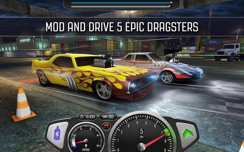 Top Speed Screenshot 01