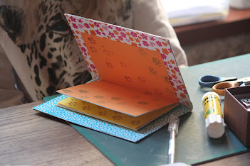 Book making inside the covers