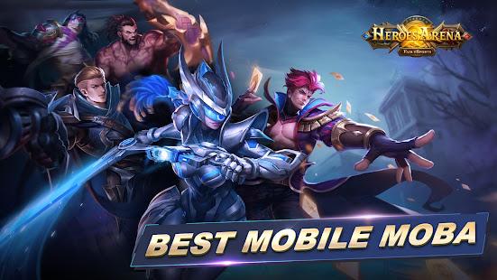 Heroes Arena Screenshot 01