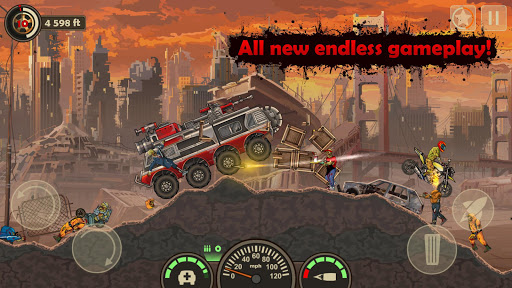 Earn to Die 3 Hack Full Tiền Vàng Cho Android