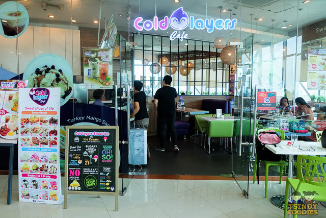 cold layers cafe