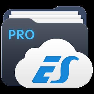 ES File Explorer/Manager PRO APK Logo
