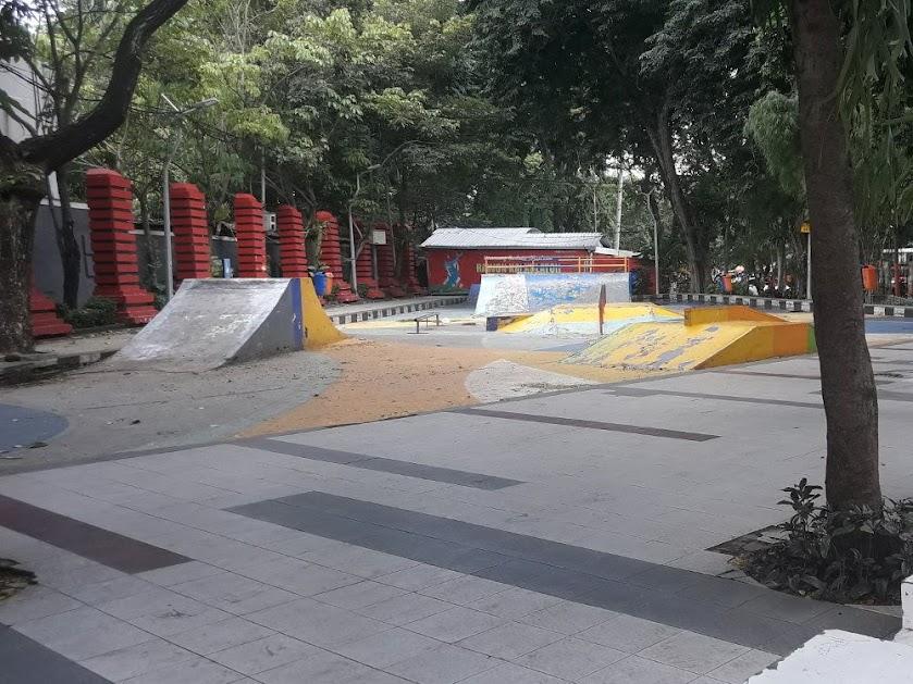 BMX Track dan Skateboard Track