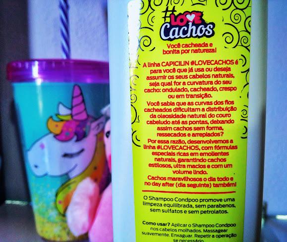 shampoo condpoo Love Cachos