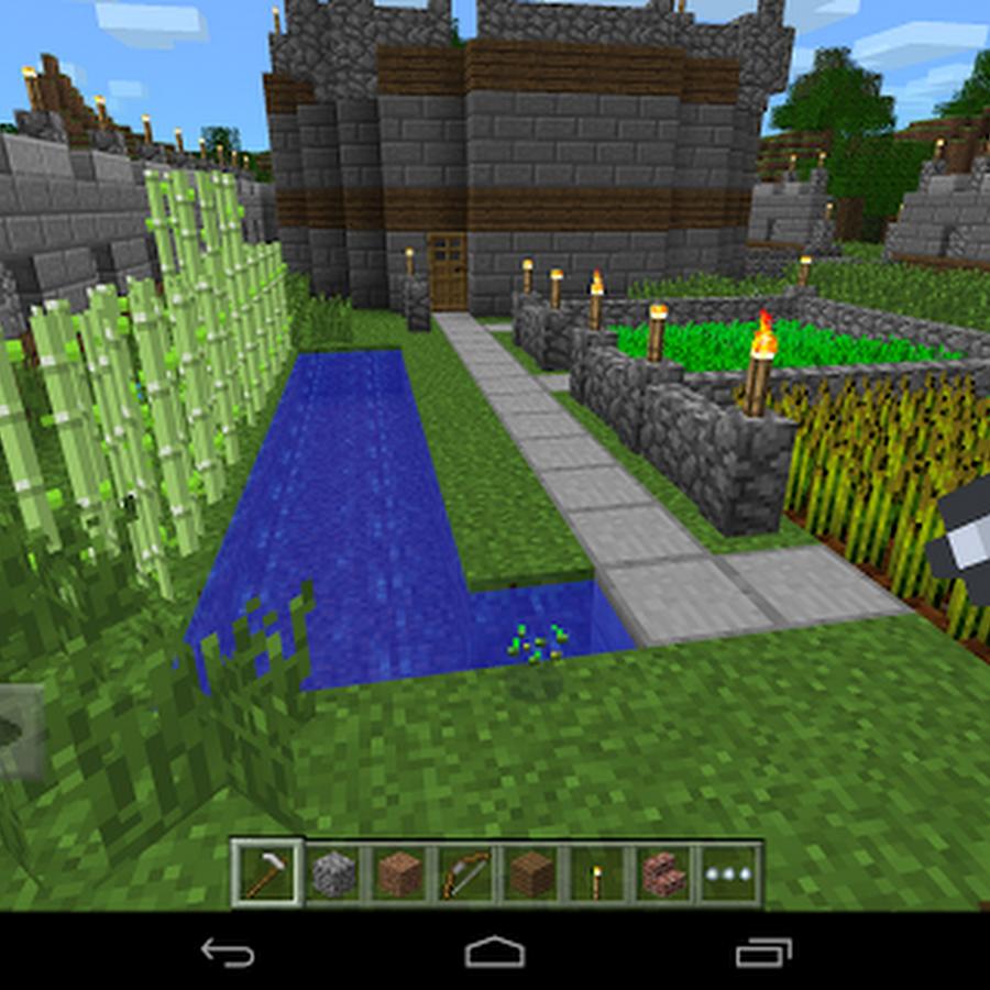 Minecraft – Pocket Edition v0.12.1 build 8 Cracked MOD APK