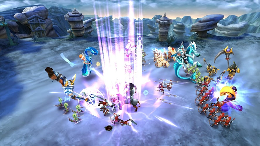 Wartide: Heroes of Atlantis Screenshot 04