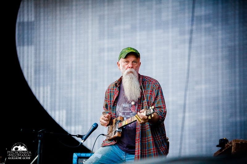 Seasick Steve @Main Square Festival 2017, Arras 02/07/2017