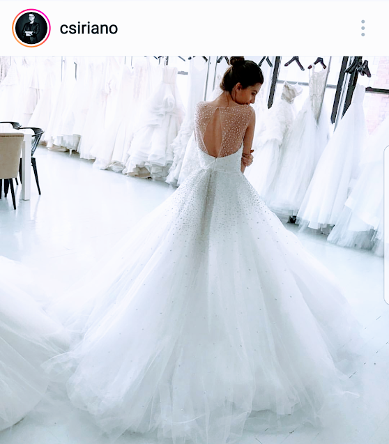 Fashion Designer, Bridal Wear, Bridal Designer, Christian Siriano, Wedding Gown, Wedding Dress
