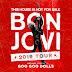 "Bon Jovi viaja pelo Brasil com sua turnê ""This House Is Not For Sale"""
