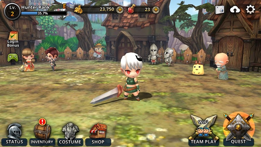 Demong Hunter 3 Screenshot 01