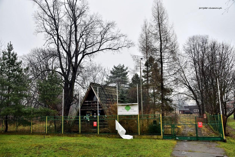 """Cieplice, dawny camping """"Słoneczna Polana"""""""