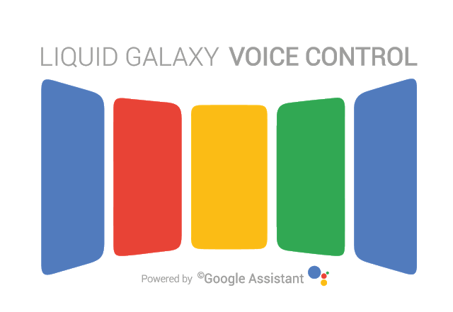 Progress on the special 3D designed supports for the Liquid Galaxy for Educación using Google Assistant
