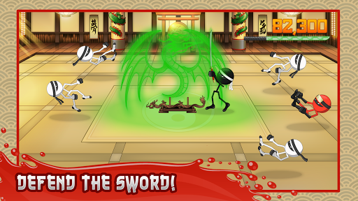 Stickninja Smash Mod Full Tiền Cho Android