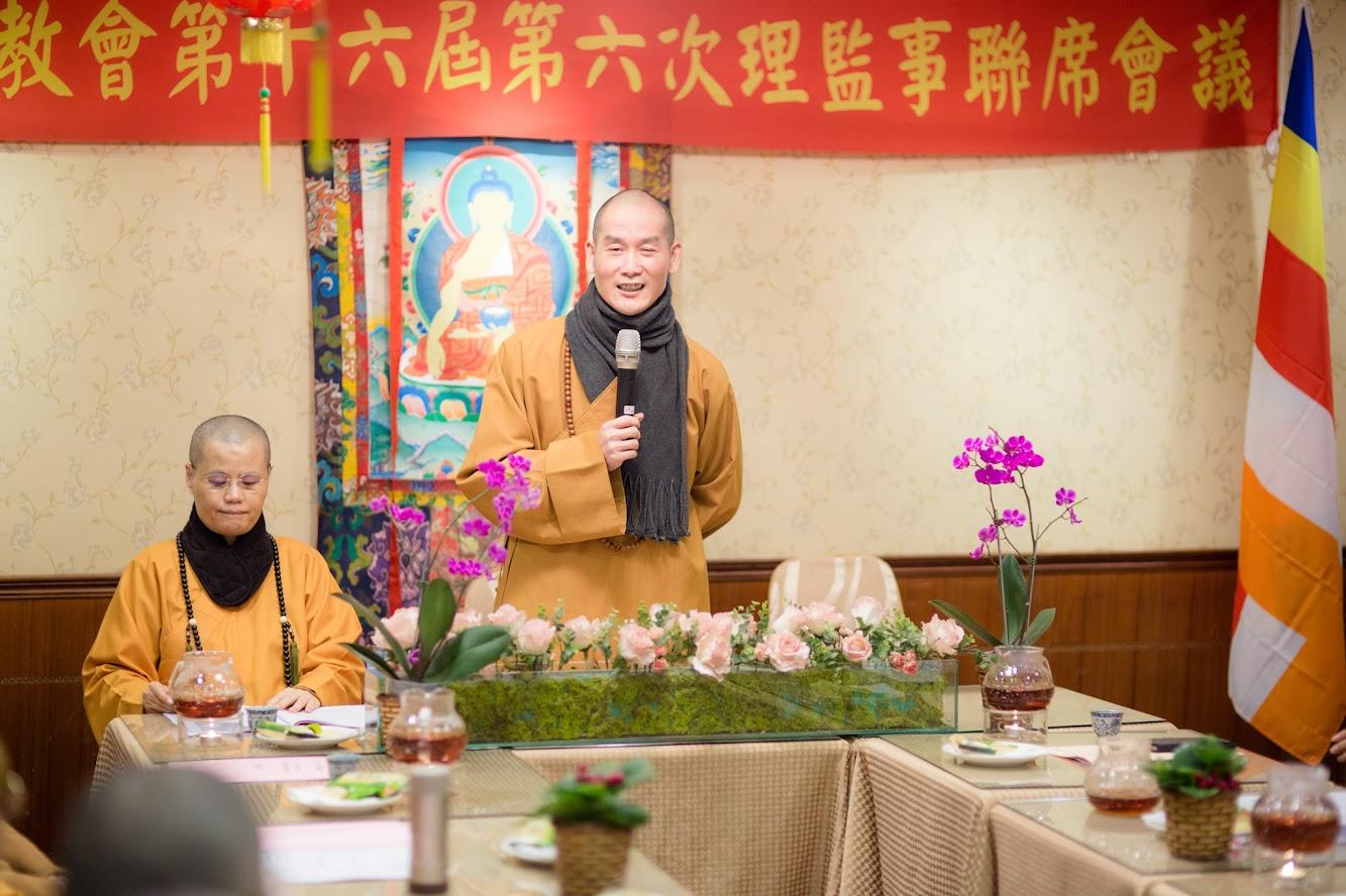 活動攝影-佛教研討會(理監事聯席會議)