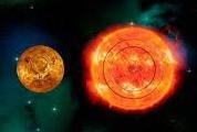 Venus Conjunct Sun & Venus Conjunct Uranus & Sun Conjunct Uranus ...